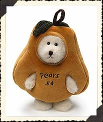 "Bartlett 6"" Boyds Peeker Bear (Retired) - 1"
