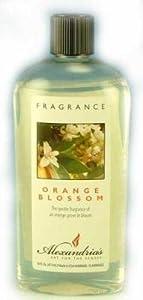 Alexandria Fragrance Lamp Oil Refills - 16oz - ORANGE BLOSSOM