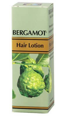 Bergamot : Hair Lotion Kaffir Lime Eliminate Dandruff, Cure Itchy Scalp, Prevent Hair Loss 90 ml. Best Seller of Thailand