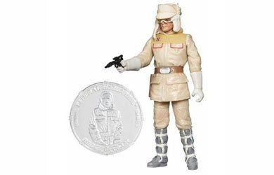 Star Wars 3.75 Basic Figure General McQuarrie