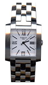 Tissot Men's T60.1.581.13 Analog Display Quartz Silver Watch