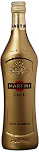 Martini Gold Dolce and Gabbana Edition Vermouth 75 cl
