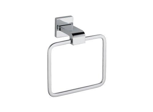 Delta Faucet 77546 Arzo Towel Ring, Chrome
