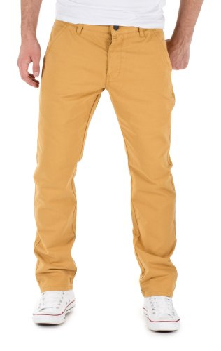 Jack & Jones Herren Chino Hose by Jack Jones Jeans H/M 2013 Star MOD 4995 gelb D.G