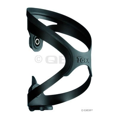 Tacx Tao Light Water Bottle Cage: Black