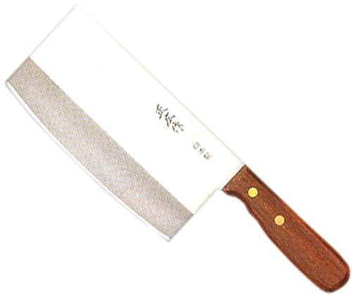 Japanese Masahiro'S Stainless-Steel Chinese Kitchen Chef'S Knife Ts-201
