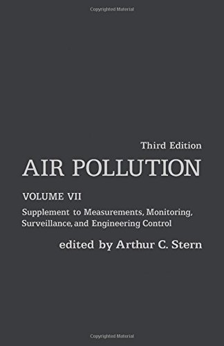 Air Pollution, Volume 7, Third Edition: Supplement to Measurements, Monitoring, Surveillance, and Engineering Control (E