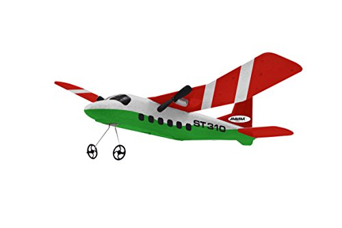 Jamara - 012300 - Avion Radiocommandé - St310 2ch - 2,4 Ghz