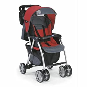 Chicco - Simplicity Stroller Basic (Fuego)