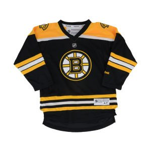 Boston Bruins Reebok Child Replica (4-6X) Home NHL Hockey Jersey Size Child (4-6X)