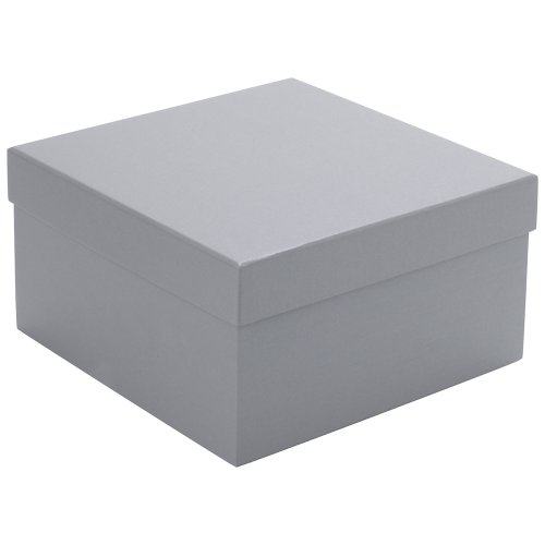 Paperchase silver pearlised medium gift box