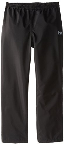 Helly Hansen Boy's JR Dubliner Pant, Black, 12