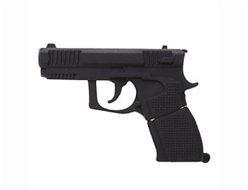 32Gb 32G Cartoon Pistol Gun Shape Gift Usb Flash Drive Usb Flash Disk Pen Drive Memory Stick Pendrive