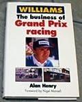 Williams: Business of Grand Prix Racing
