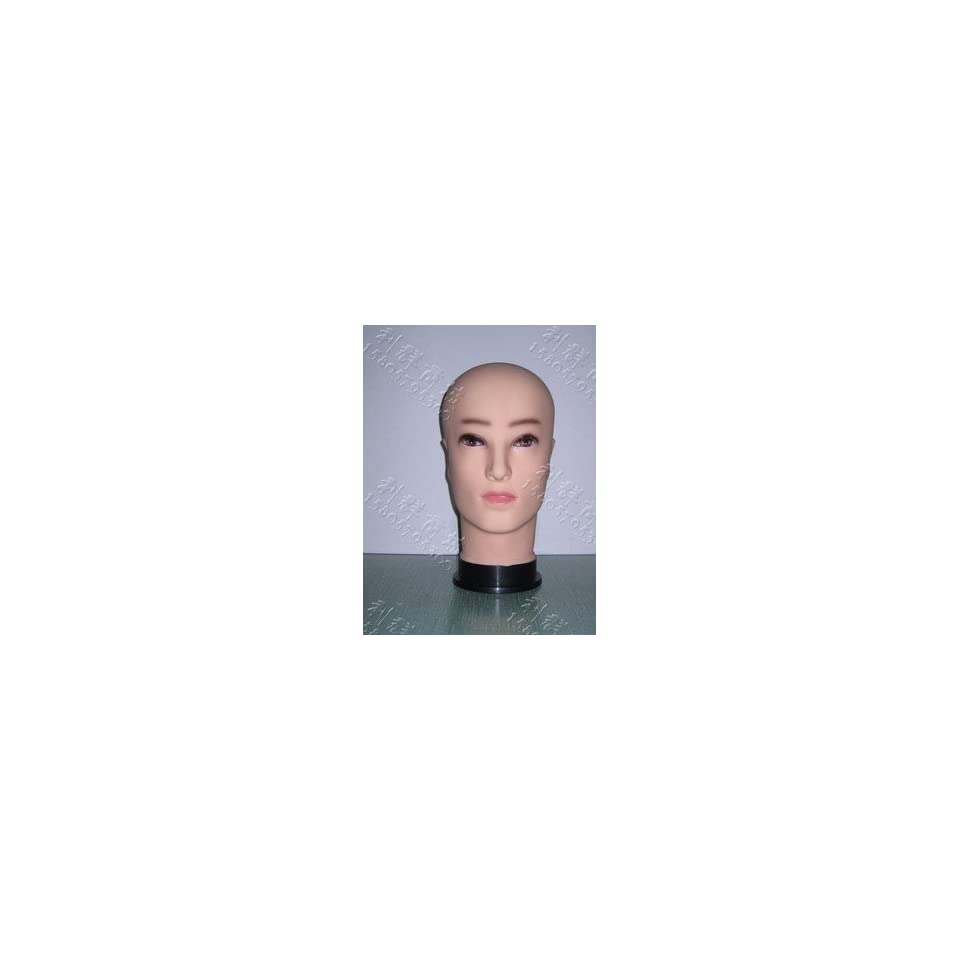 New Beautiful Male Mannequin Head For Fashion Wig Hat Jewelry