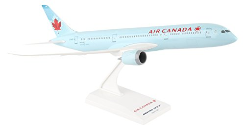 Daron Worldwide Trading Skymarks Air Canada Boeing 787 9 1/200 Vehicle (Air Canada Model compare prices)