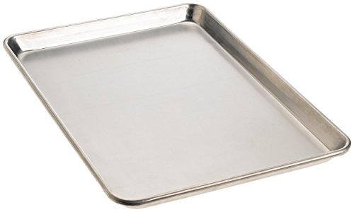 Fat Daddio's 18 Aluminum Gauge Half  Sheet Pan (13 Gauge Baking Sheet compare prices)