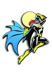 Batgirl Mega Mega Magnet DC Comics