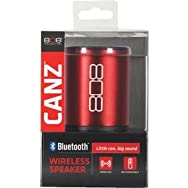 CANZ 808 Bluetooth Wireless Speaker-PORT RD BLUETOOTH SPEAKR