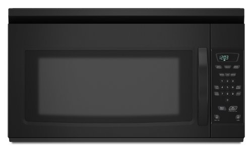 Sale!! Amana 1.5 cu. ft. Over-the-Range Microwave, AMV1150VAB, Black