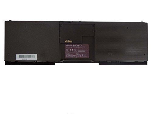 vhbw Li-Polymer Batterie 4400mAh (7.4V) pour ordinateur notebook Sony VAIO VPC-X115LG/N, VPC-X116KC, VPC-X116KC/B, VPC-X117LG/B comme VGP-BPS19.