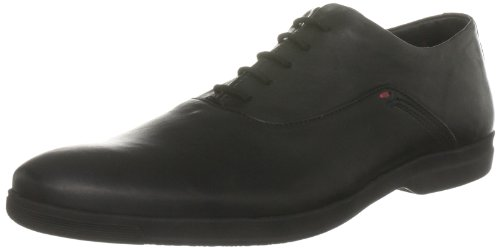 Tommy Hilfiger Men's Aidan 1 Black Lace Up Fm86812859 9.5 UK, 44 EU