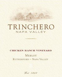 Trinchero Merlot Chicken Ranch Vineyard 2009 750Ml