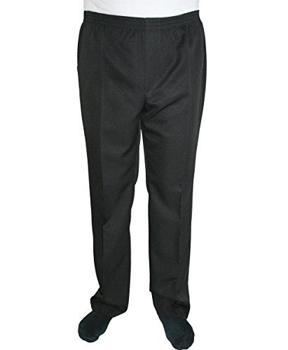 Luigi Morini -  Jeans  - straight - Basic - Uomo nero 28