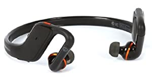 Motorola S11 HD-Sound -Sweat proof- Wireless Stereo Headset with Car Charger, Ear Gels (Certified Refurbished) (Color: clear)