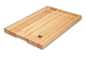 Snow River 14-by-21-Inch Reversible Carving Board with Juice Groove