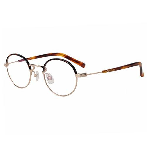 VIKTOR&ROLF ヴィクター&ロルフ 国内正規品 VR70-0134 眼鏡(メガネ) (べっ甲柄Xゴールド)