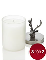 Chatsworth Stag Candle