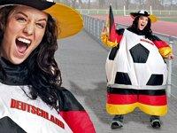 """Aufblasbares Kostuem """"Fussball Deutschland"""" - jetzt günstig bestellen bei aufblasbar.de"""
