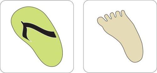 Cuttlebug 2 Step Dies (Set of 2), Flip-Flop