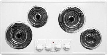 Frigidaire FFEC3603LW 36 Electric Cooktop - White
