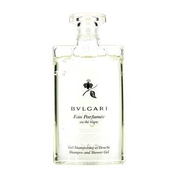 Bvlgari Eau Parfumee au the Blanc Shampoo & Shower