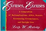 Excuses, Excuses! (Plume) (0452269210) by Rutledge, Leigh W.