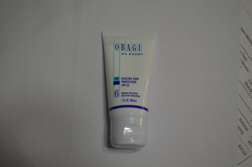 Obagi Nu-Derm Healthy Skin Protection Spf 35 Uva/Uvb Sunscreen 1 Oz / 30 Ml.