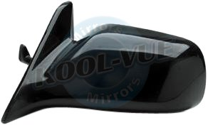 1988, 1989, 1990, 1991, 1992 Toyota Corolla SR5 All Trac Driver Side Mirror Head Assembly - Manual Remote Usa/Canada Built
