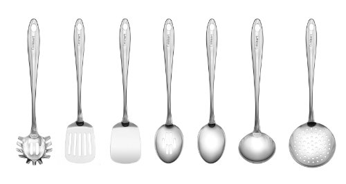 Cuisinart CTG-08-S7T Stainless Steel 7-Piece Kitchen Tool Set