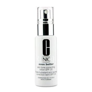 Clinique Even Better Skin Tone Correcting Lotion SPF20 fluido antimacchie idratante 50 ml