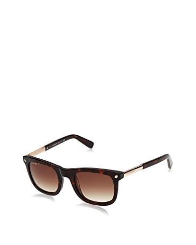 D Squared Sonnenbrille DQ017852 (52 mm) havanna