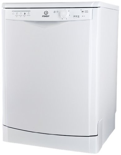 Indesit DFG 15B1 IT Libera installazione 13coperti A+ Bianco lavastoviglie