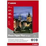 foto Canon SG-201 Photo Paper PLUS SEMI-Gloss 20 A3 29,7 x 42 cm (A3) Carta fotografica