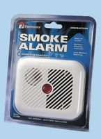 Battery Operated Smoke Alarm by Unbranded