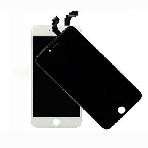 5d52c49137 WIMIUS iPhone 6 4.7インチ 修理用フロントパネル(フロントガラスデジタイザ)タッチパネル 液晶パネルセット (ブラック)