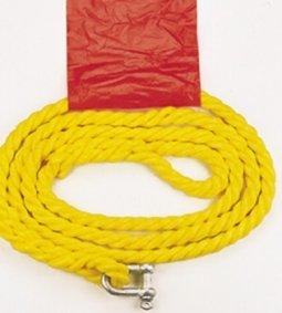 Abschleppseil mit Warnflagge bis 5000 Kg