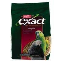 Kaytee Exact Original Pet Bird Food - 4 Lb Bag, 6 per Case