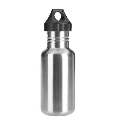 500ml Stainless Steel Water Bottle Biking Hiking