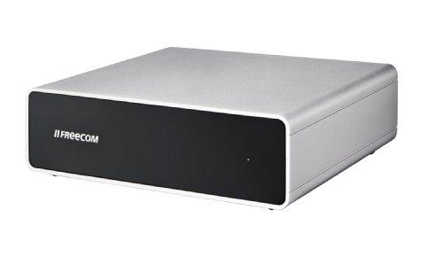 Freecom 32327 Quattro 1.5TB 3.5 inch External Hard Drive (USB 2.0, FireWire 800, FireWire 400, eSATA)